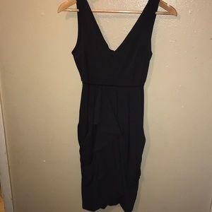 H&M Dark brown dress size 6